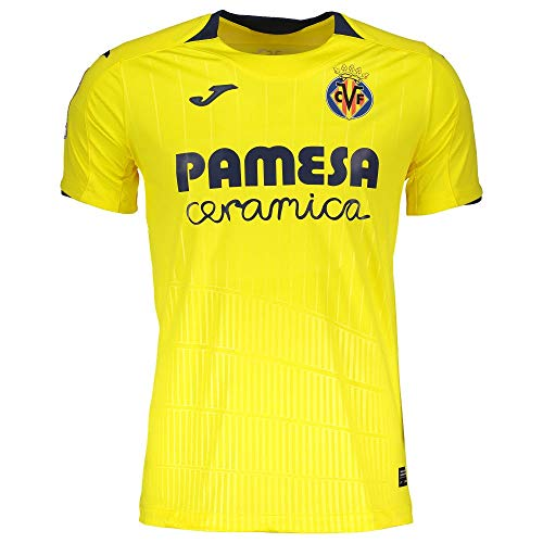Joma - Villarreal 1ª Camiseta 18/19 Color: Amarillo