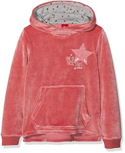s.Oliver Junior Mädchen Sweatshirt 53.809.41.7862 Pink 4365, 92
