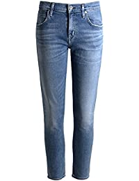 Citizens of Humanity Femmes Elsa mi montée cropped jeans Pacifica