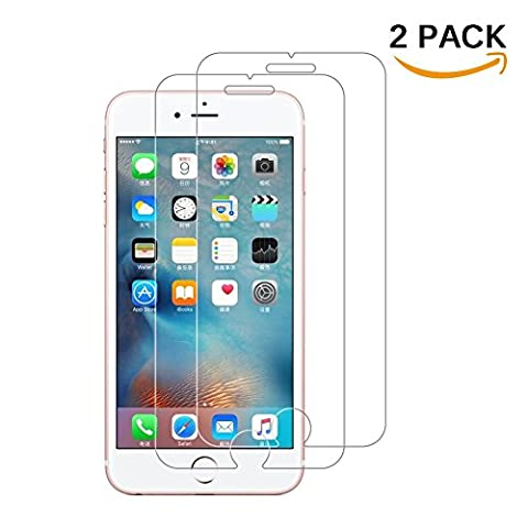 [2 Pack] Verre Trempé iPhone 6 / 6s , GYOYO