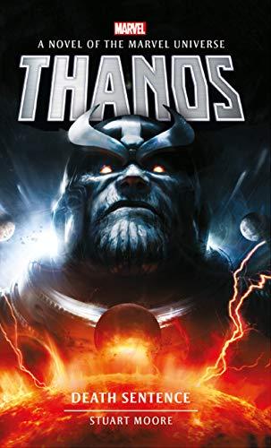 Black Galaxy Stone (Thanos: Death Sentence (Marvel Novels) (English Edition))