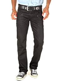 Bright Jeans hanches Jeans (stretch) (Noir)