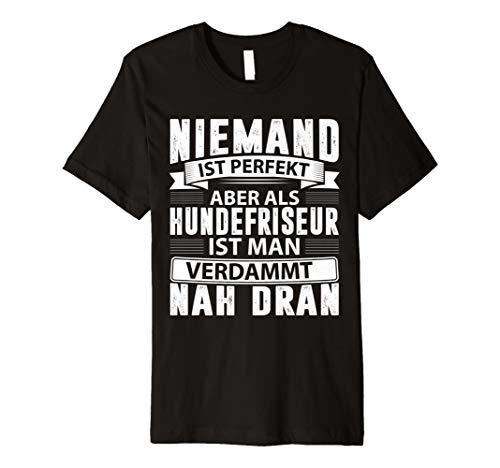 Hundefriseur TShirt - Lustiges Hundefriseur Shirt