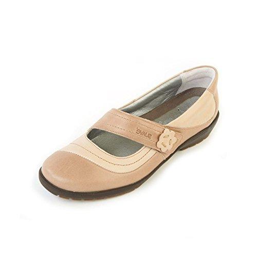 Suave , Chaussures de ville à lacets pour femme Stone/Beige
