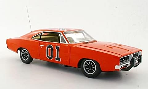 Dodge Charger, General Lee - The Dukes of Hazzard, 1969,