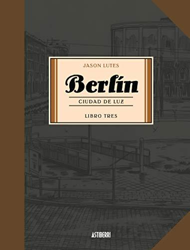 Berlín 3 ciudad de luz (Sillón Orejero)