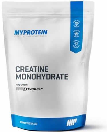 MyProtein Creapure Monohydrate Creatina Monoidrato - 250 gr - 41VbXZtXHnL