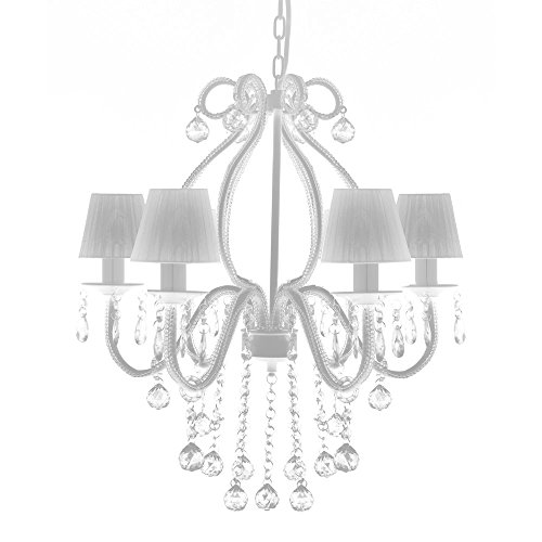 vidaxl-neu-kristall-kronleuchter-luster-deckenleuchte-hangeleuchte-lampe-glas-6-flammig