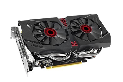 ASUS STRIX-GTX960-DC2OC-2GD5 GeForce GTX 960 2GB GDDR5