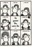 Sheepworld Geburtstagskarte Steht Dir gut