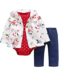 d99e60ab0 Amazon.co.uk  3-6 Months - Hoodies   Tracksuits   Baby Girls 0-24m ...