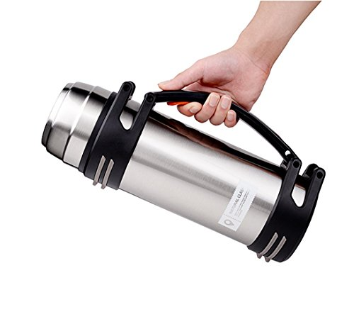 ONEISALL GYB0041 1.8L Stainless Steel Vacuum Flask (Stainless Steel) by Oneisall