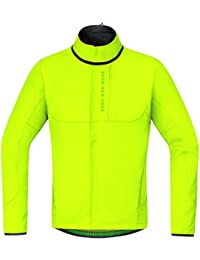 GORE BIKE WEAR Herren Thermo Mountainbike-Jacke, GORE WINDSTOPPER Soft Shell, POWER TRAIL WS SO