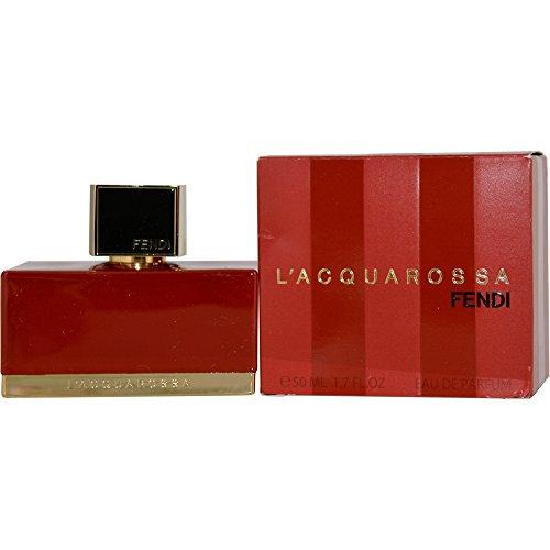 L'Acquarossa Eau De Parfum 50 ml Spray (Fendi Profumo Delle Donne)