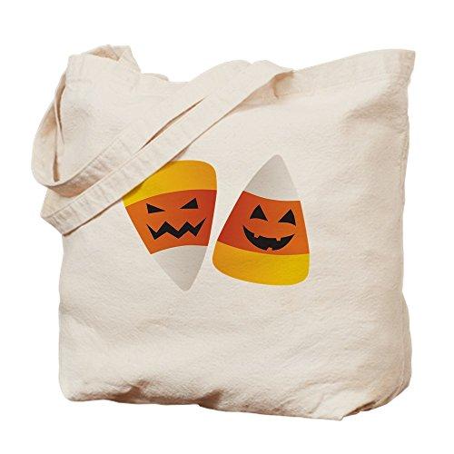k or Treat Halloween Candy Corn–Leinwand Natur Tasche, Reinigungstuch Einkaufstasche S khaki (Baby-zwillinge Halloween)