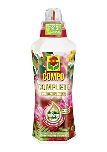 COMPO COMPLETE Pflanzendünger Pflanzen