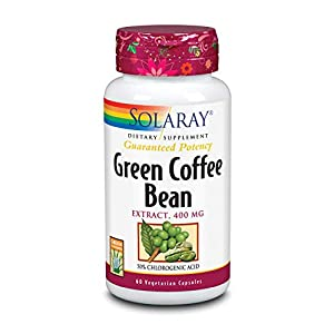 Grüne Kaffeebohne 400 mg 60 veg Kappen