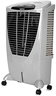 Symphony Winter+ Powerful Desert Air Cooler 56-litres, Plus Air Fan, 4-Side Cooling Pads, Whisper-Quiet Perfor