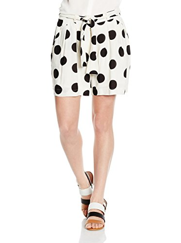 See by Chloé Fusciacca, Shorts Donna, 0034 White+Black Dot, 40