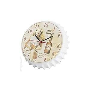 Horloge Capsule rétro Blonde