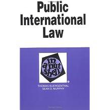Public International Law in a Nutshell (Nutshell Series) by Thomas Buergenthal (2002-08-01)