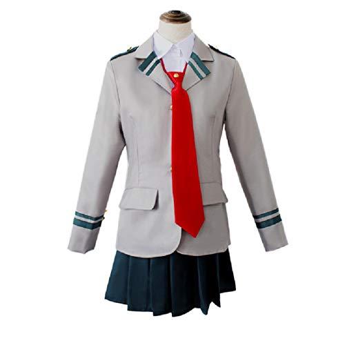 ZY Jungen und Mädchen Schuluniformen Anime-Kostüme Rollenspiel (College Kostüm Party Bilder)