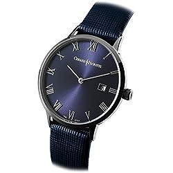 Uhr Cesare Paciotti Herren 38mm tsst110nur Zeit Armband Leder