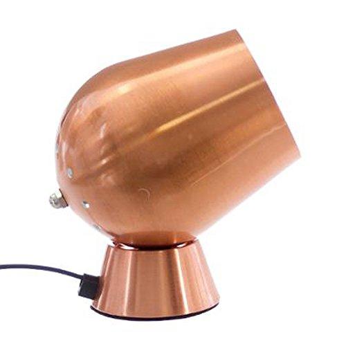 Paris Prix - Lampe à Poser Déco Touch 18cm Cuivre