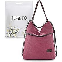 d28cb97de54 Amazon.es  bolsos casual - Rojo