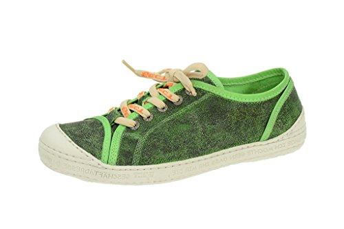 EjectEject Dass - Damen Sneaker - grün used Look - Sneaker Donna , Verde (verde), 39
