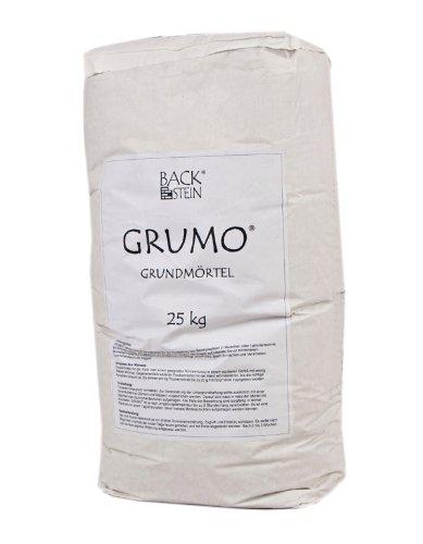 GRUMO Grundmörtel 25 kg