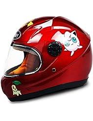Ocean Pacific Casco Bambini Helmet Inverno Ventoso Caldo Cartone Animato Ragazza Ragazza Full Face Helmet