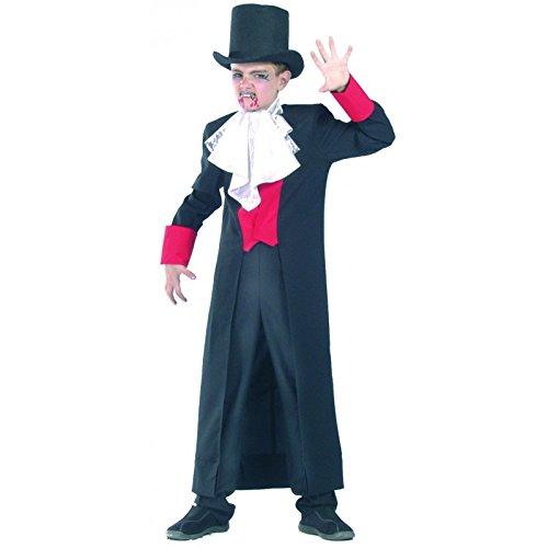 Deguisement vampire pour enfant taille : (Kostüm Vampir Pour Halloween De)