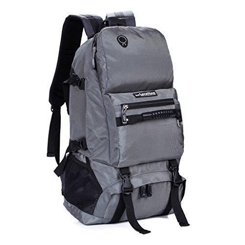 40L grande capacité sac sac sac à bandoulière de sport alpinisme sac à dos