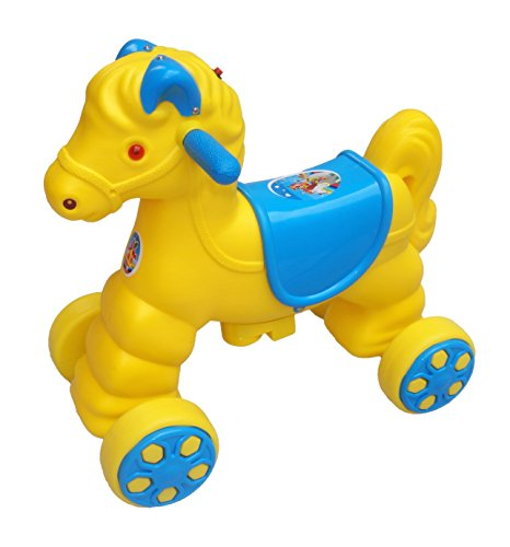 Funride Murphy Horse Musical Ride-on for Kids