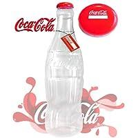 Official Licensed Plastic Coca Cola/Coke Savings Money Bottle/Coke Bottle Money Box/Novelty Money Box-60 cm height.