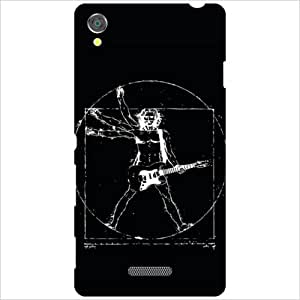 Back Cover For Sony Xperia T3 D5102 (Printland)