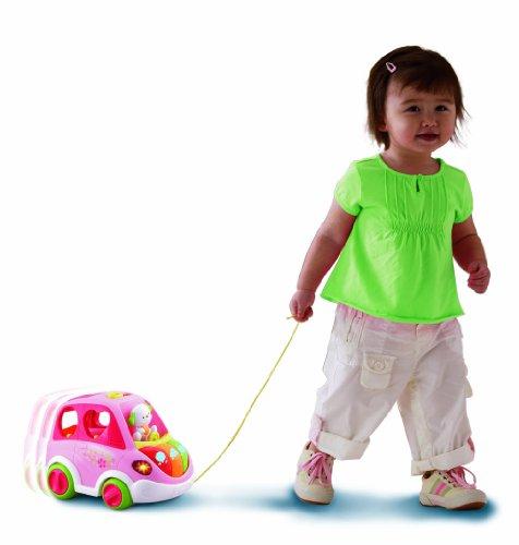 Imagen 2 de VTech - Miniauto Colorín, color rosa (80-070157)