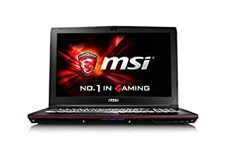 "MSI GP62 6QF ""Leopard Pro"" 1416UK 15.6-Inch FHD Gaming Notebook (Black) - (Intel Core i5 6300HQ, 8 GB RAM, 128 GB SSD, 1 TB HDD, GTX 960M Graphics Card, Windows 10) (B01M1O4F77) 