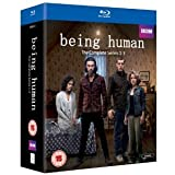 Being Human: The Complete Series 1-3 [Blu-ray]