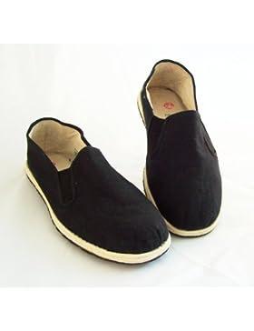 Tai Chi-, Kung Fu- , Sommer- Schuh mit Gummisohle Gr. 35 - 46 /03