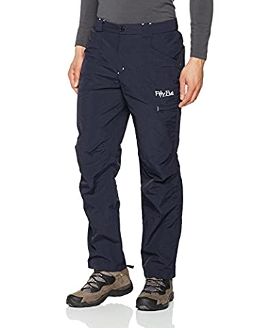 Fifty Five Herren Relaxed Hose Wanderhose Ron mit Ouick Dry