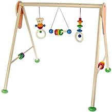Hess 13371 - Barra de actividades de gimnasio para bebé, diseño soportar Henry