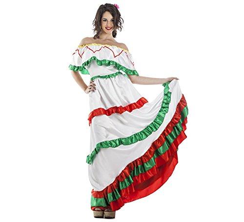 Disfraz de Mexicana Talla M/L