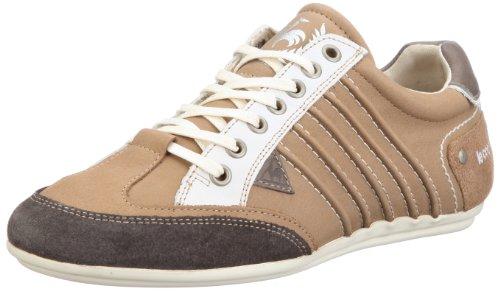 Le coq Sportif Melun low 1040771, Chaussures basses homme Gris-TR-A-4-47