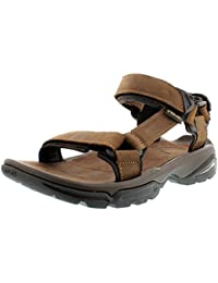 Teva Herren M Terra Fi 4 Leather Sport-& Outdoor Sandalen
