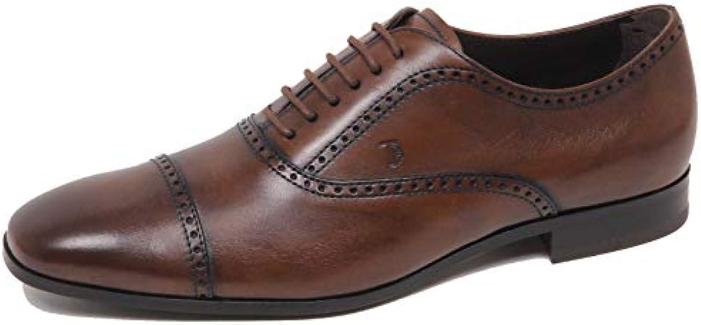 F0382 Scarpa Classica Uomo Uomo Uomo Marronee Tod'S Cloudy Vintage Effect Scarpe scarpe Man | Special Compro  | Maschio/Ragazze Scarpa  cd9b0d
