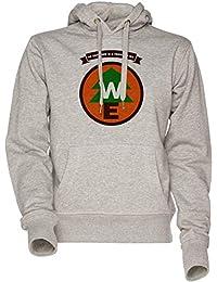 Desierto Explorador Unisexo Hombre Mujer Sudadera con Capucha Gris Mens Womens Hoodie Sweatshirt Grey