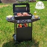 Barbacoa de Gas con Grill BBQ Classics1834VA