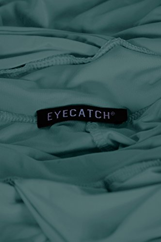 EyeCatch - Nicole Licou Cou Robe Sarcelle